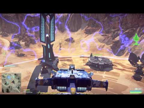 Reverse Thrust Maneuver Detailed Explanation (Planetside 2 Commentary)