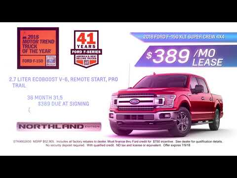 New F-150 Deals in Bismarck at Eide Ford-Eide Ford Bismarck Car Dealership