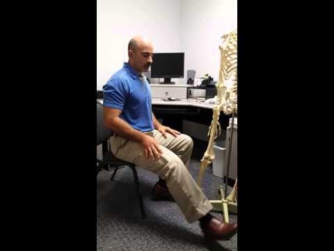 Hamstring stretch- Medina centerpointe chiropractic and physical therapy