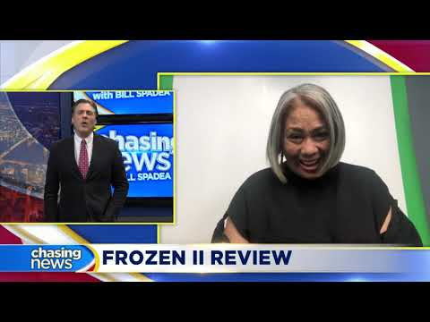 Celebrity Insider Dyana Williams Has The Scoop On Frozen II, The American Music Awards And More