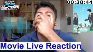 OMG This Feelings!!! - Koe no Katachi Movie Reaction (A Silent Voice)