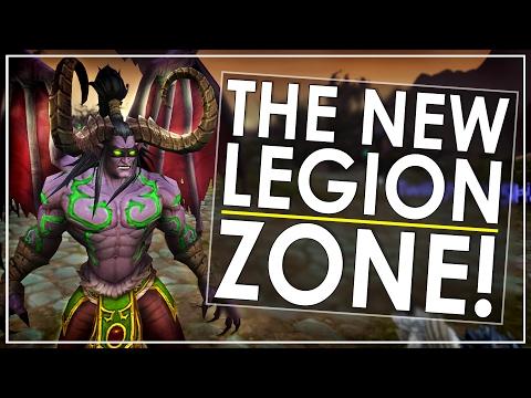 Legion's Next Major Zone!