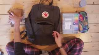 What's in my bag (Uni-Version)