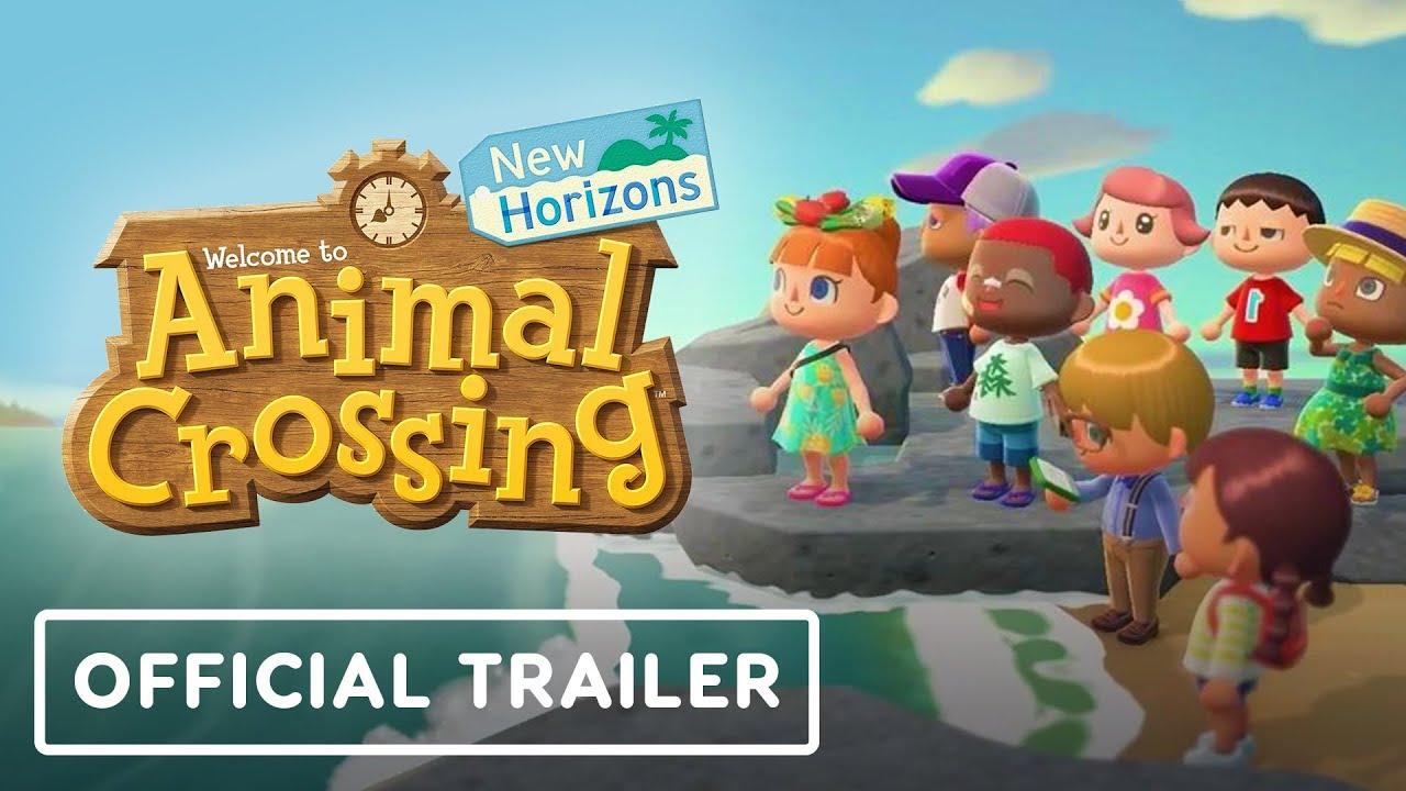 Animal Crossing: New Horizons Erscheinungsdatum Trailer - E3 2019 + video