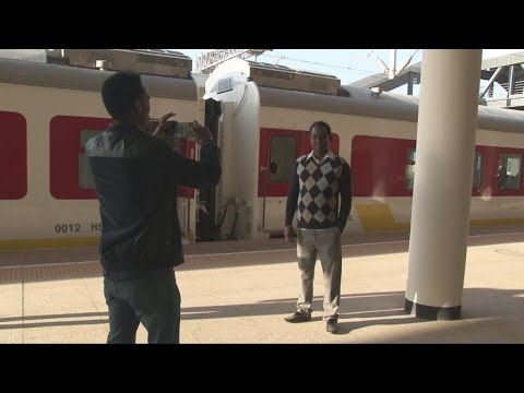 The revival of the Ethiopia-Djibouti railway line