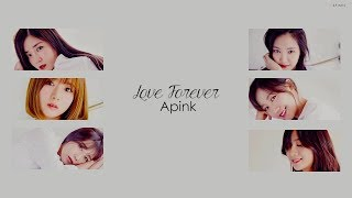 Gambar cover Apink 에이핑크 - Love Forever (Color Coded Lyrics) 歌詞