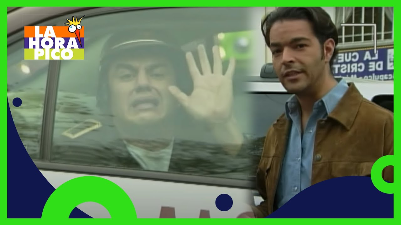 A Toda Mordida: Poncho Aurelio recibe la justicia de Pablo Montero | La Hora Pico | Distrito Comedia