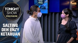 Download SEBERAPA COCOK SIH SEBENARNYA DIKTA SAMA ENZY - Tonight Show Premiere