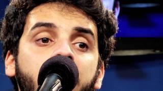 """Bona Fortuna em """"Por uma felicidade"""" no Estúdio Showlivre 2013"""