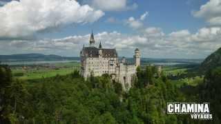 Bavière et Tyrol, lacs et châteaux