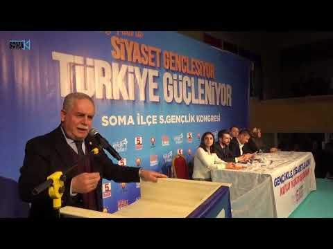 AK Parti Manisa Milletvekili Recai...