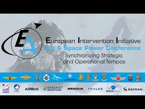 European Intervention Initiative - Conference / Day 1 - part 1