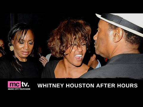 WHITNEY HOUSTON AFTER HOURS PHOTOS // EXCLUSIVE VIDEO // BREAKING NEWS