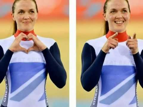 Victoria Pendleton wins cycling gold for GB in womens