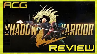 "Shadow Warrior 2 Review ""Buy, Wait for Sale, Rent, Never Touch"