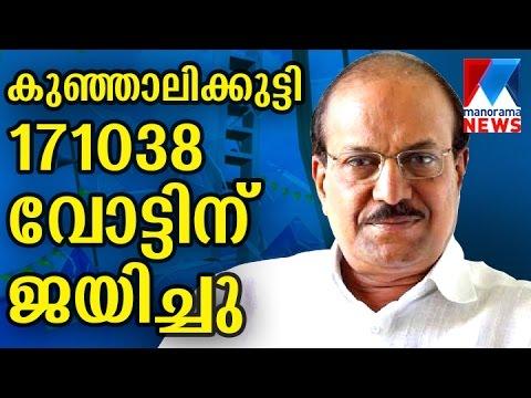 UDF candidate PK Kunhalikutty wins Malappuram LS by-poll | Manorama News
