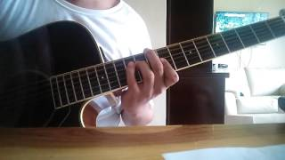 How to play Gimme all your love/ Alabama Shakes. tutorial