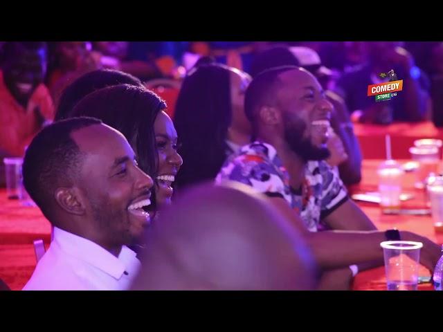 Alex Muhangi Comedy Store July 2019 - Soyi Soyi  Maulana & reign Session One
