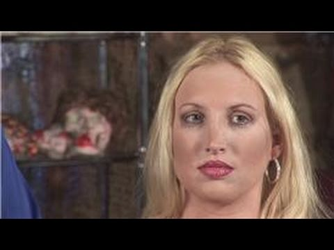 Halloween Makeup Tips : How to Apply Pirate Makeup on Women - YouTube