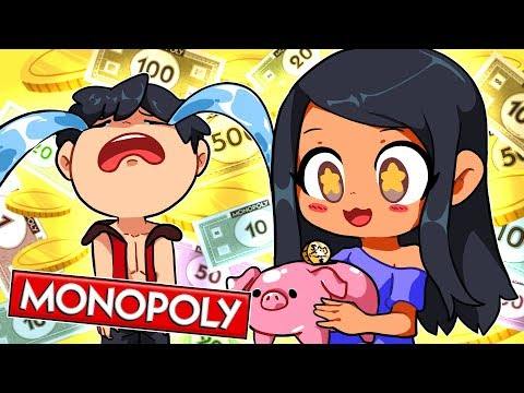 Aphmau's Guide On How To Spend Money | Monopoly PT. 2
