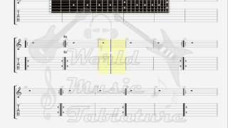 Doors The   L A  Woman GUITAR 1 TAB