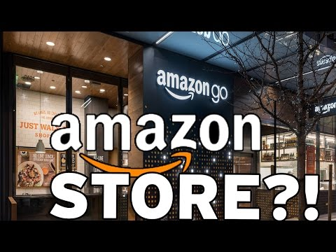 AMAZON GO: GROCERY STORE OF THE FUTURE