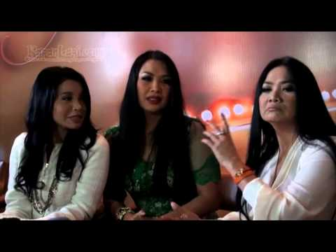 Rossa Bangga Kolaborasi dengan Titi DJ & Vina Panduwinata