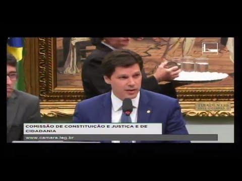 CONSTITUIÇÃO E JUSTIÇA E DE CIDADANIA - Reunião Deliberativa - 09/05/2018 - 10:42