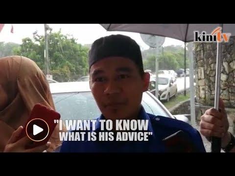 Umno man seeking advice from Najib denied entry to his house