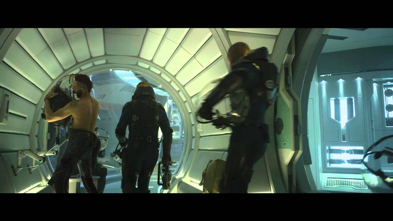 Prometheus Bande-annonce VF HD