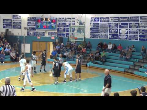Boys: McMinn Central vs Maryville - Hall of Fame Game 111716