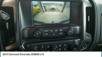 2019 Chevrolet Silverado 2500HD State College PA 204931