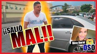 BROMA PESADA: ROBANDO EL CARRO DEL OSO! ¡LO HICE LLORAR! ¡TERMINA MAL!! | Katie Angel thumbnail
