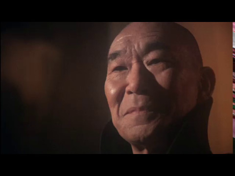Kung Fu: Master Kan Teaches About Serving