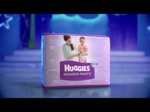 Huggies Wonder-Pants: Wonder Dance Show - Unbeatable Dryness