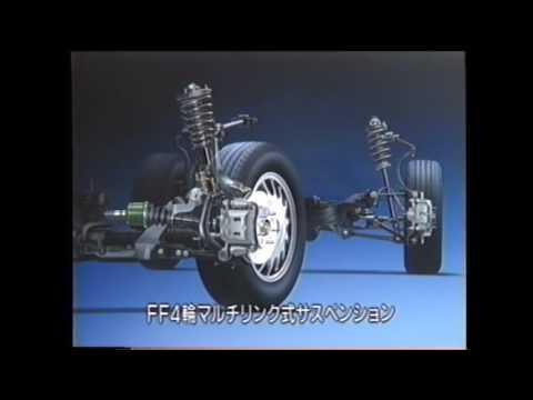 ユーノス800 プロモーションビデオ