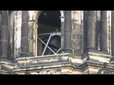 Bells of the Berlin Cathedral.