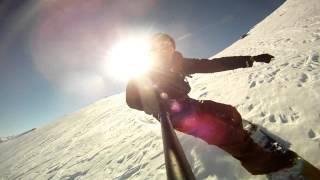 Backcountry course on Black Peak New Zealand