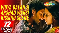 Vidya Balan And Arshad Warsi Kissing Scene - ISHQIYA - SuperHit Bollywood Movie