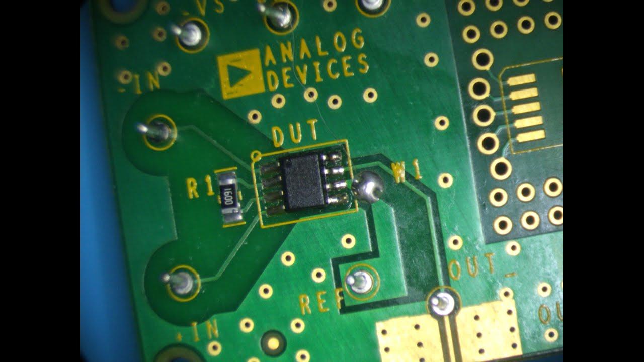 106. Instrumentation Amplifiers