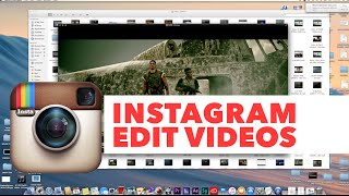 How To Make/Upload High Quality Videos For Instagram!