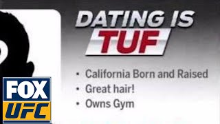 Karyn Bryant and Michael Bisping help DeAnna Bennett find an eligible bachelor | TUF TALK