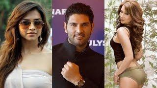 List Of Yuvraj Singh's Girlfriends