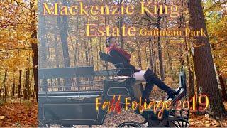 Makenzie King Estate, Gatineau Park by JustGca