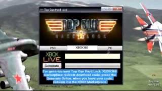 Top Gun Hard Lock Game XBOX360 Download