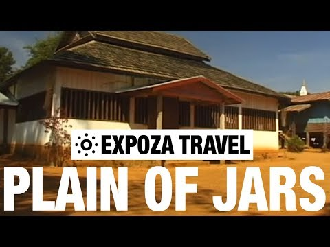 Plain Of Jars (Laos) Vacation Travel Video Guide