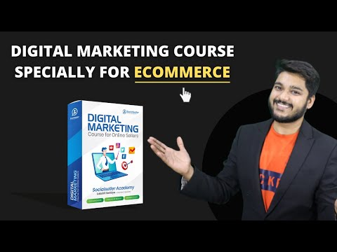 Best Digital Marketing Course in Hindi | Full Tutorial for Beginners | 2021