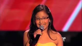 """Nicole canta """"Corre"""" en """"La Voz Kids"""""""