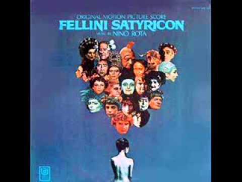 Nino Rota - Fellini-Satyricon (OST)