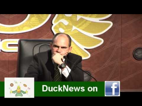 University of Oregon Ducks Introduce 2014 Football Recruiting Class